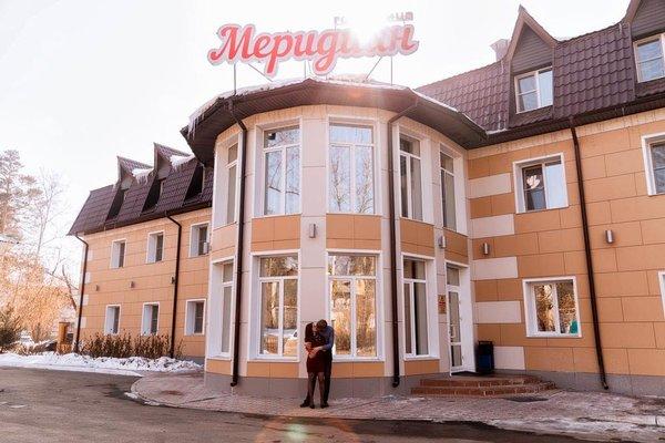 Отель Меридиан - фото 23