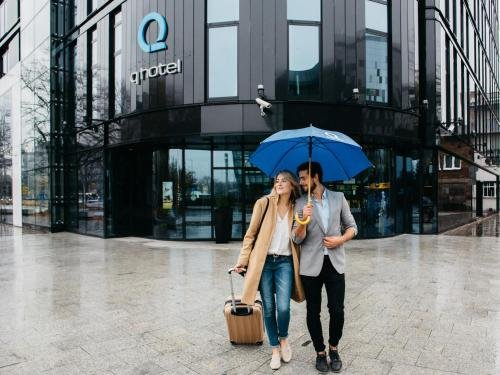 Q Hotel Plus Krakow - фото 14