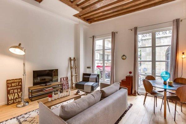 Sweet Inn Apartments - Rue Du Cygne - фото 35