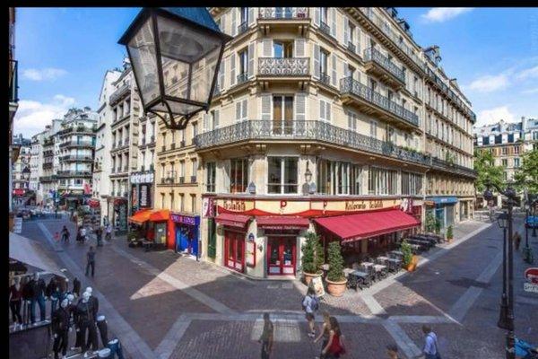 Sweet Inn Apartments - Rue Du Cygne - фото 13