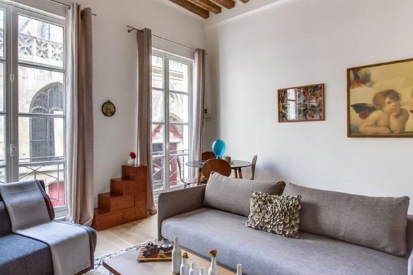 Sweet Inn Apartments - Rue Du Cygne - фото 16