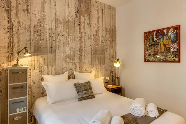 Sweet Inn Apartments - Rue Du Cygne - фото 8
