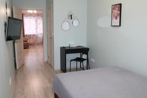 Podushka apartment at Amursky bulvar 5 - фото 10