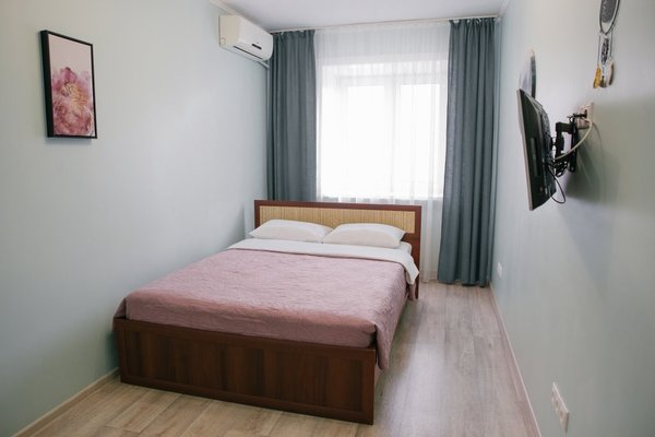Podushka apartment at Amursky bulvar 5 - фото 1