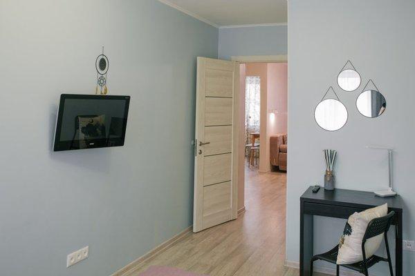 Podushka apartment at Amursky bulvar 5 - фото 6