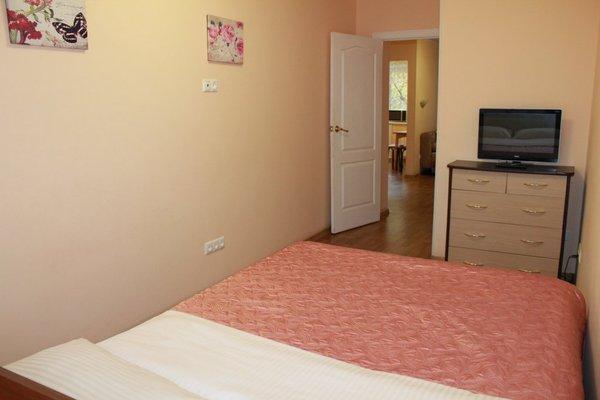 Podushka apartment at Amursky bulvar 5 - фото 8