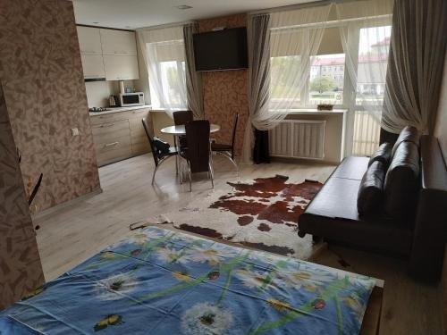 Apartment on Lenina - фото 14
