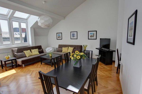 Gasser Apartments - Altstadt City Center - фото 19