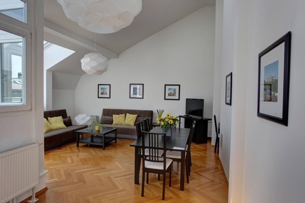 Gasser Apartments - Altstadt City Center - фото 20