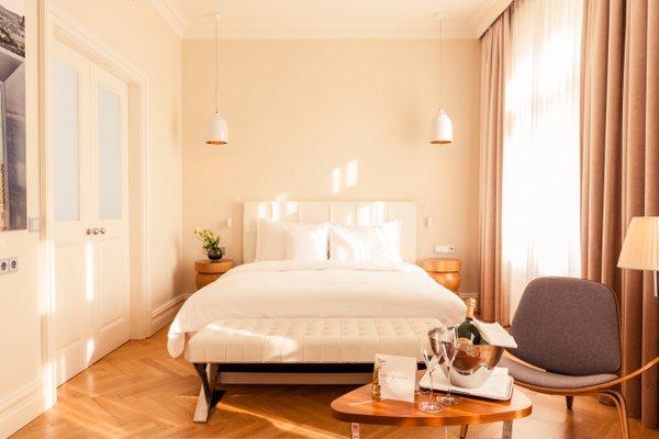 Hotel Sans Souci Wien - фото 2