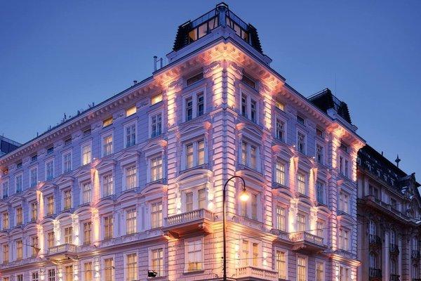 Hotel Sans Souci Wien - фото 21