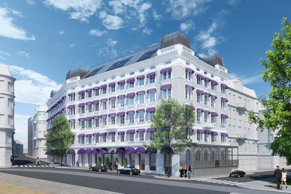 Hotel Sans Souci Wien - фото 22