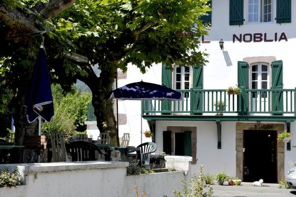 Hotel Restaurant Noblia - фото 22