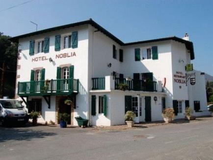 Hotel Restaurant Noblia - фото 23