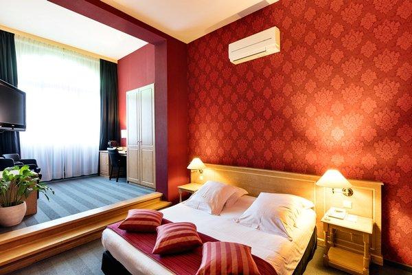 Hotel Gravensteen - фото 1