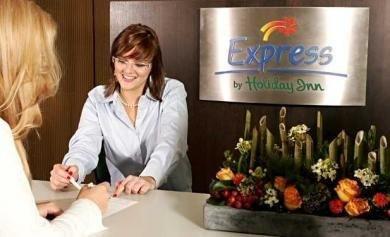 Holiday Inn Express Gent - фото 17