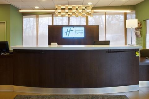 Holiday Inn Express Gent - фото 18