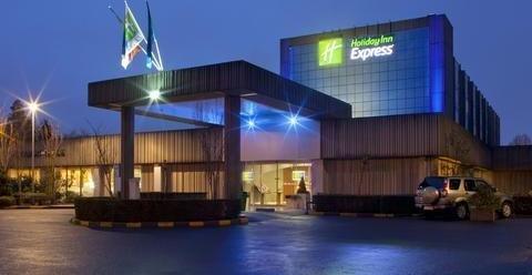 Holiday Inn Express Gent - фото 22