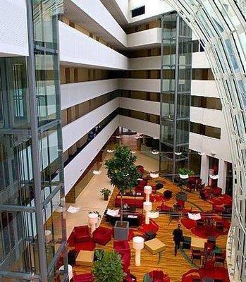 Ghent Marriott Hotel - фото 13