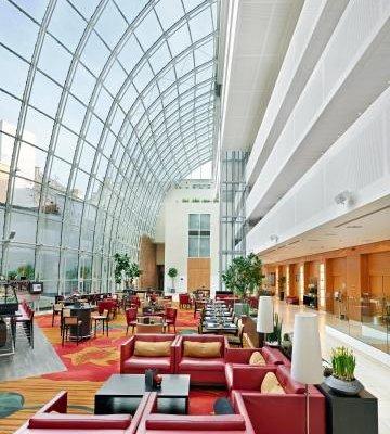 Ghent Marriott Hotel - фото 14