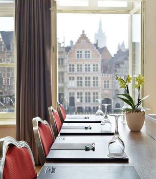 Ghent Marriott Hotel - фото 20
