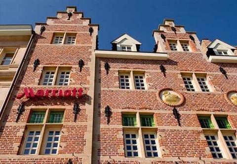 Ghent Marriott Hotel - фото 22