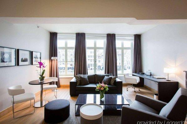 Ghent Marriott Hotel - фото 5