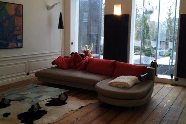 Bed and Breakfast De Bijloke Ghent - фото 0