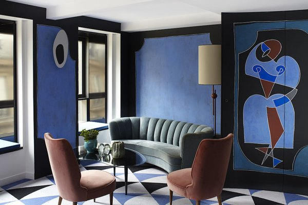 Hotel Le Montana - фото 8