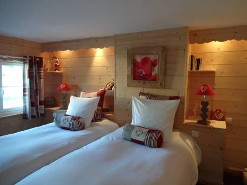 Hotel le P'tit Beaumont - фото 4