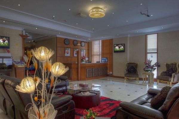 La Villa Najd Hotel Apartments - фото 16