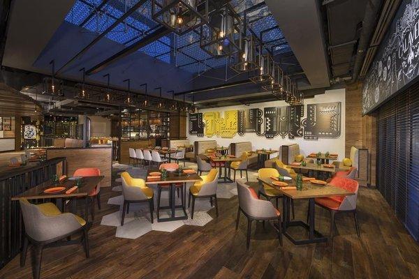 Hyatt Regency Dubai Creek Heights - фото 11