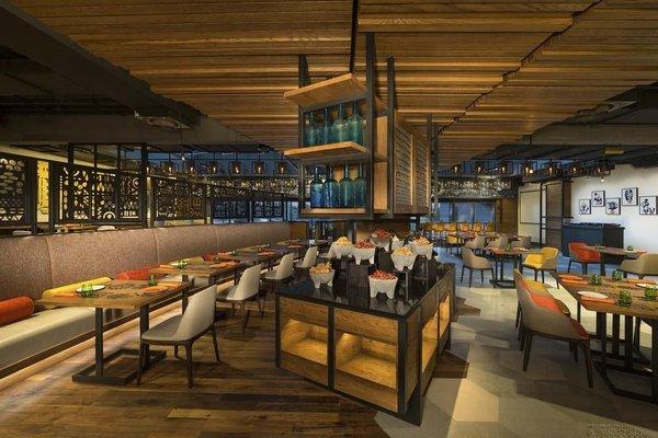 Hyatt Regency Dubai Creek Heights - фото 12