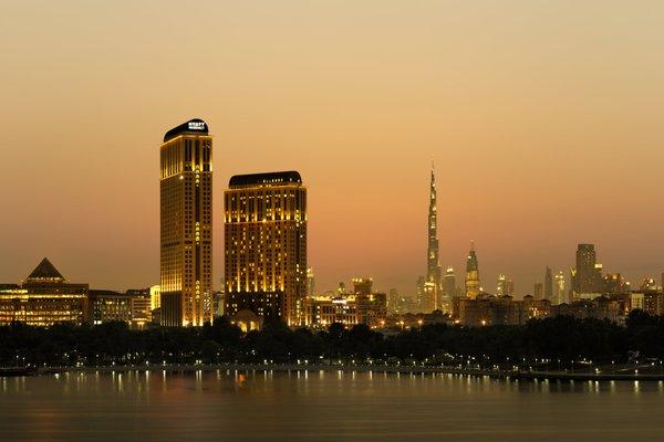 Hyatt Regency Dubai Creek Heights - фото 22