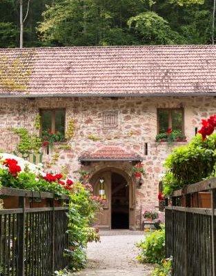Hotel & Restaurant Chateau Landsberg & Spa - фото 22