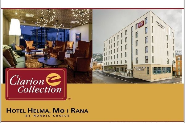 Clarion Collection Hotel Helma - фото 21
