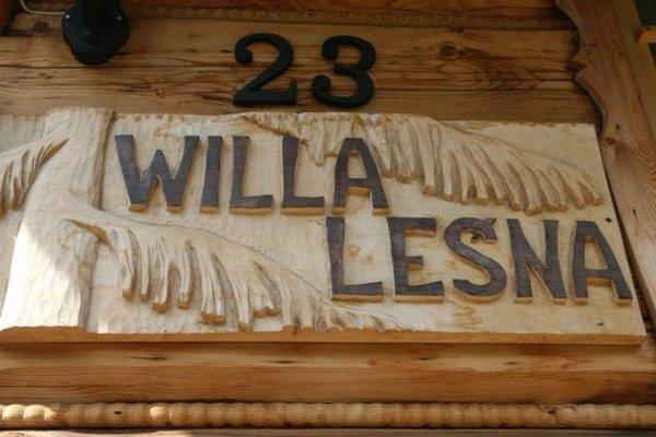Willa Lesna - фото 19