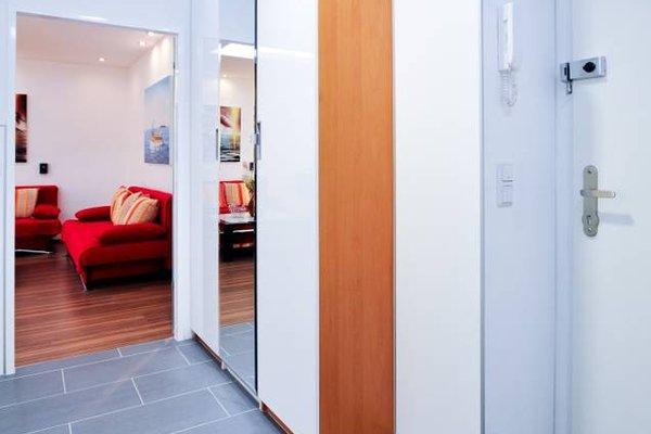 Apartment Giuliano Vienna - фото 11