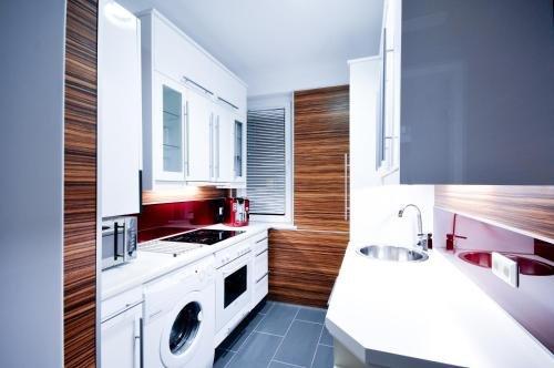Apartment Giuliano Vienna - фото 12