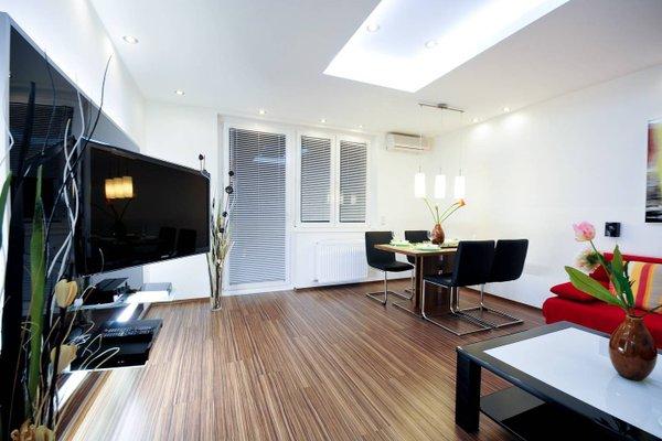 Apartment Giuliano Vienna - фото 6