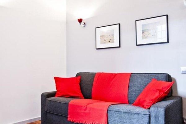 Pick a Flat - Le Marais / Place de Vosges Studio - фото 14