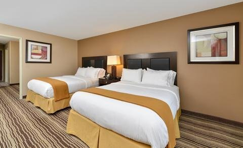 Photo of Holiday Inn Express Hotel & Suites Burlington, an IHG Hotel