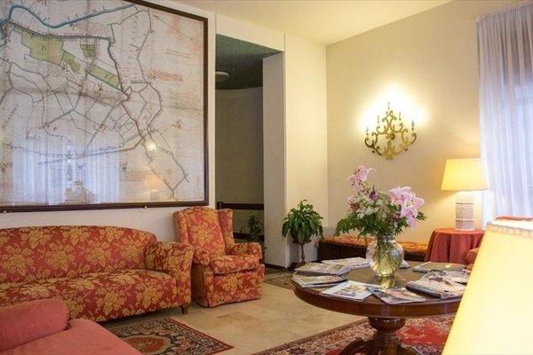 Residence Hotel Castelvecchio - фото 7