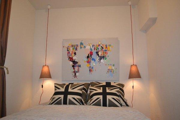 Aldarona Appartements Cancera - фото 17