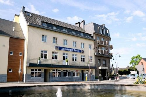 Ambassador Hotel Bosten - фото 22