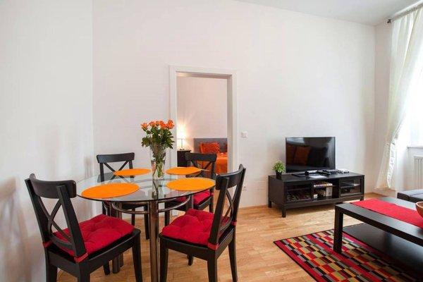 All Inclusive Vienna Apartments - фото 10