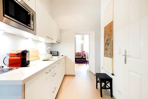 All Inclusive Vienna Apartments - фото 17
