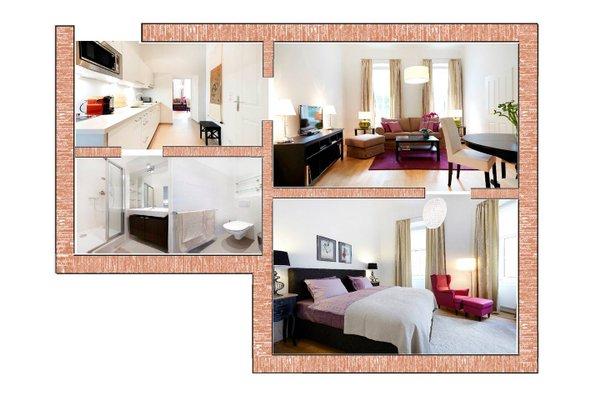 All Inclusive Vienna Apartments - фото 2