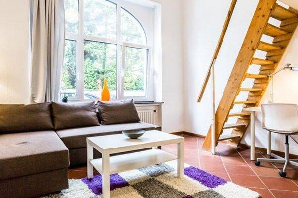 Apartments Koln Dellbruck - фото 21