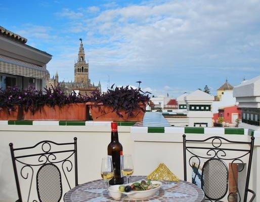 Sevilla Central Suites Apartamentos Puerta Jerez - фото 23